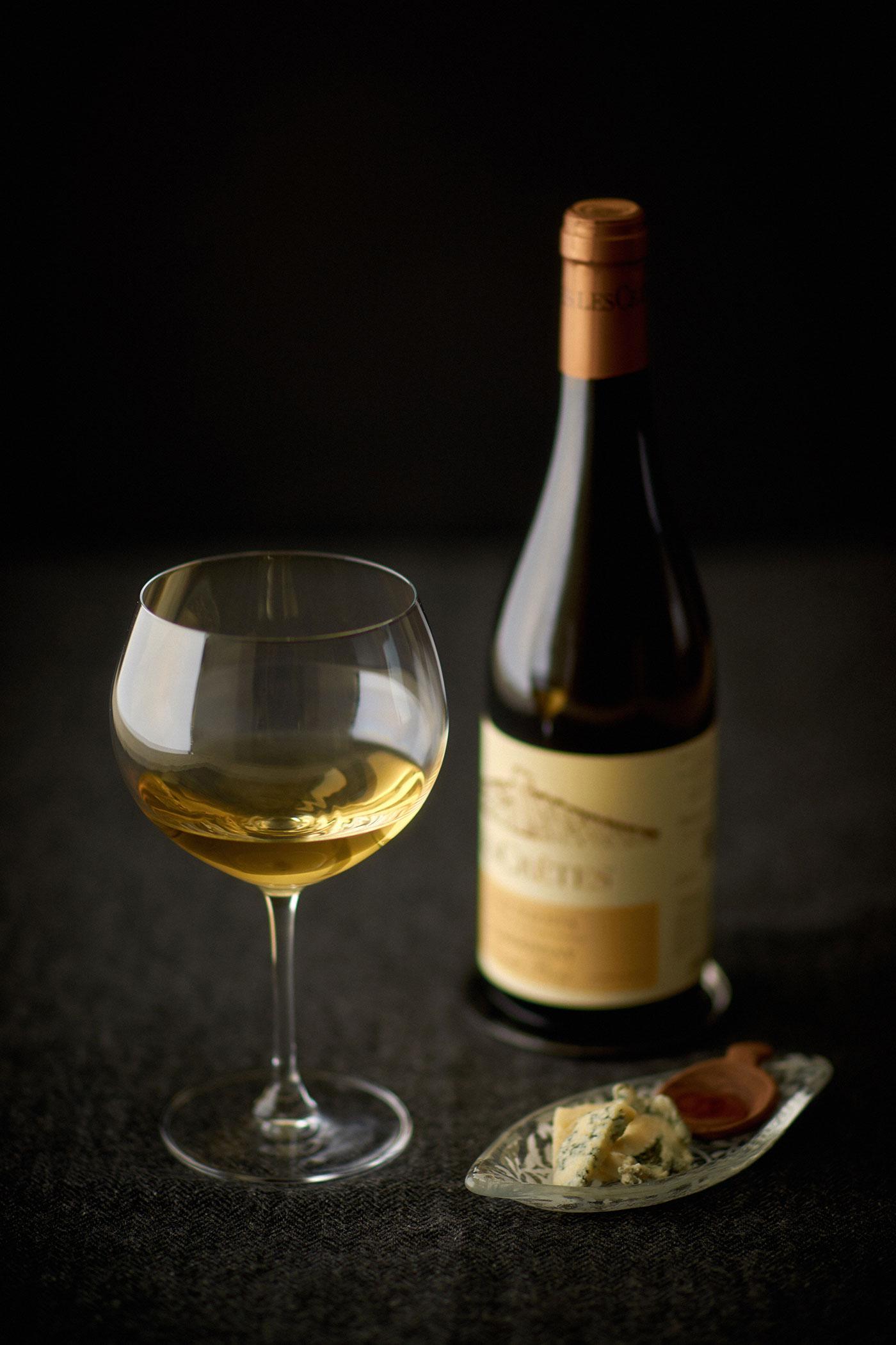 """Chardonnay """"Cuvée Bois"""" '09 / Les Cretes"""