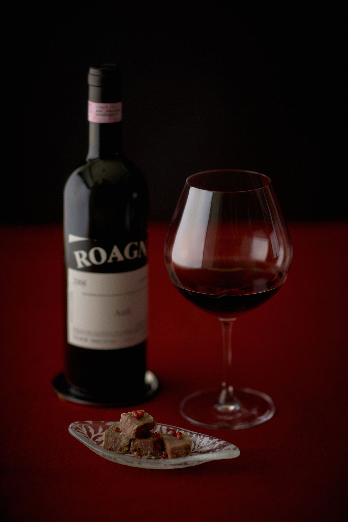 "Barbaresco ""Asili"" Vecchie Vigne '06 / Roagna"