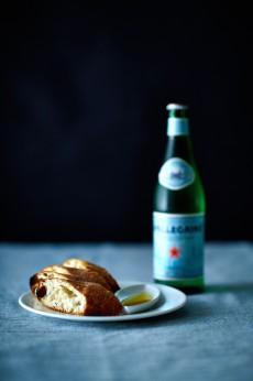 パンといいオリーブオイル
