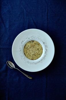 ゴルゴンゾーラチーズのリゾット